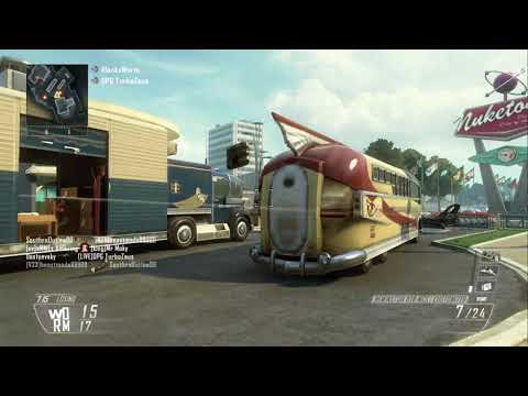 COD BO2 :: FAN THEATENS TO PASS OUT WHEN HE MEETS ME