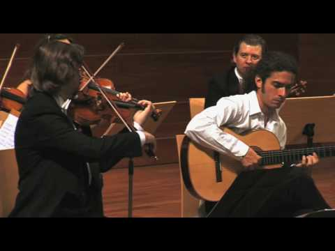 Vivaldi, Concerto in D minor - II mov. largo