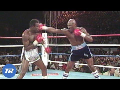 Marvin Hagler vs John Mugabi   FREE FIGHT   FIGHT FANS WANT TO SEE