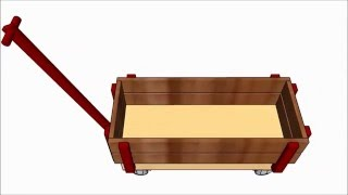 Wooden Wagon Plans