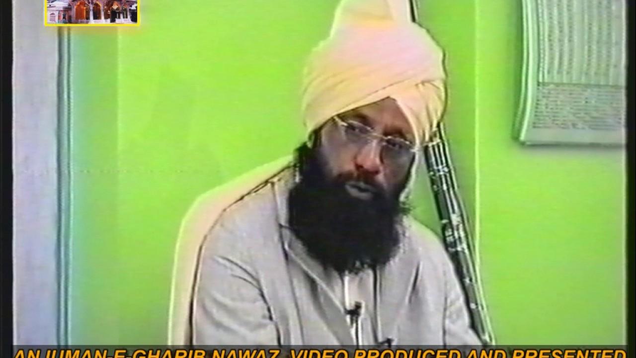 grandson of ala hazrat hazrat tauseef raza khan speech at blackburn