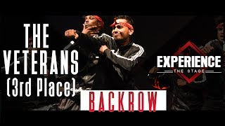 The Veterans Crew | 3rd Place (Crew) | Backrow | Experience The Stage 2017