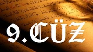 Kur'an Meali 9.Cüz - Yusuf Ziya Özkan - M. Elmalılı Hamdi Yazır