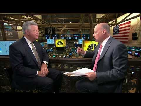 Core Laboratories CEO: Fears About Crude Oil | Mad Money | C