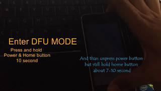 Fix restore Iphone Error 27