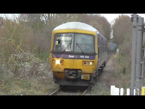 FGW 165122 At Marlow,Cookham & Maidenhead - Sunday 7th December 2014