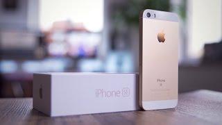 iPhone SE: Unboxing und erster Eindruck! - felixba