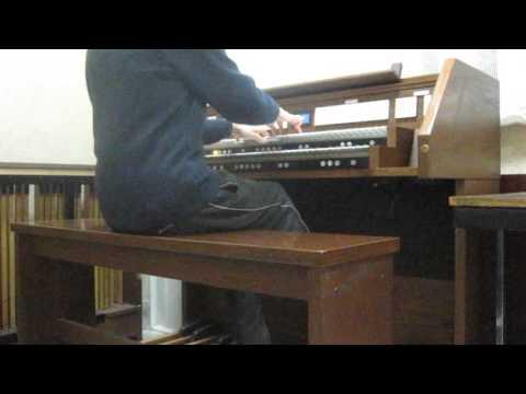 Регер, Макс - Фантазия и фуга для органа до минор