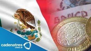 México listo para afrontar la volatilidad internacional / Finanzas / Tip financiero
