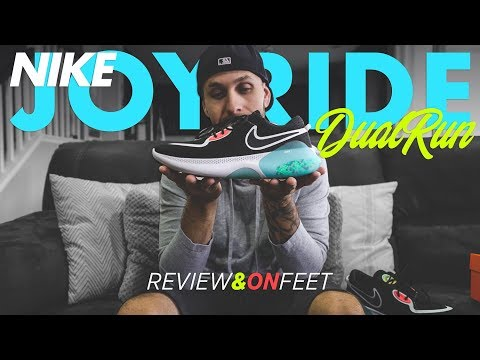 NIKE JOYRIDE DUAL RUN REVIEW ON FEET from YouTube · Duration:  11 minutes 55 seconds