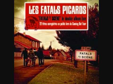 09 L'amour à la française - Les Fatals Picards [Live]