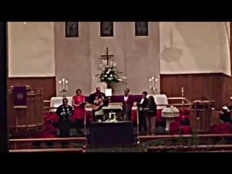 Silent Night--Saint Luke UMC Sanford, December 14, 2014