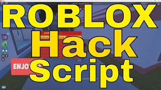 Roblox hack script with Download link
