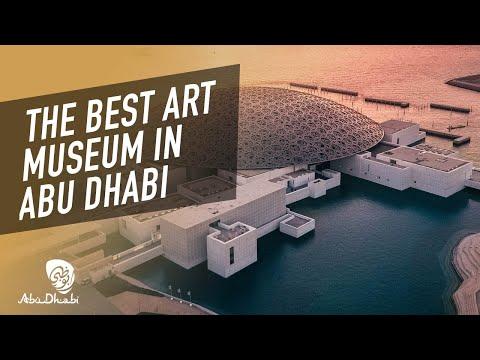 Louvre Abu Dhabi - اللوفر أبوظبي