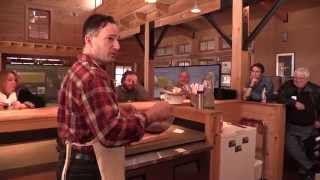 From Hunt to Harvest: Wild Game Cooking Demonstration by the Wisconsin Dept. of Natural Resources