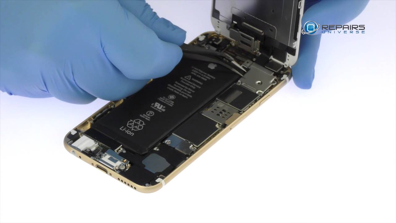 outlet store 40872 c263d iPhone 6 LCD and Touch Screen Replacement - RepairsUniverse