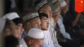 China's Muslim detention centers rife with rights abuses- - TomoNews