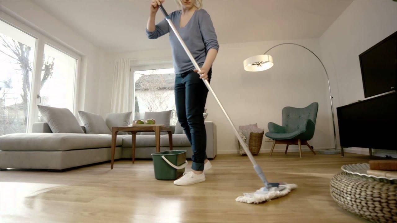 Boden Reinigen Zuhause Gepflegte Boden Im Ganzen Haus Mit Clean