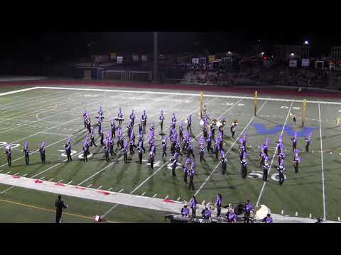 12- Rolling Meadows High School Marching Band- CMBF 2017 (50th Anniversary)