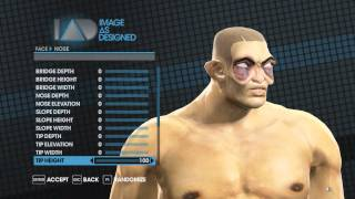 Saints Row the Third - Character Creation (1080p) HD