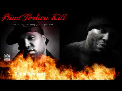 Lord Infamous ft. Merciles -  Bind Torture Kill