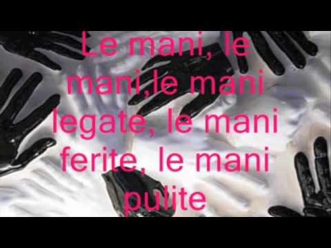 LE MANI- DE CRESCENZO-VERSIONE KARAOKE-BY KAMY