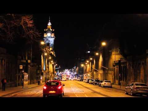 Edinburgh By Night - HotelsMirror.com