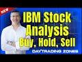 IBM Stock - IBM  Analysis Buy Hold Sell (2019)