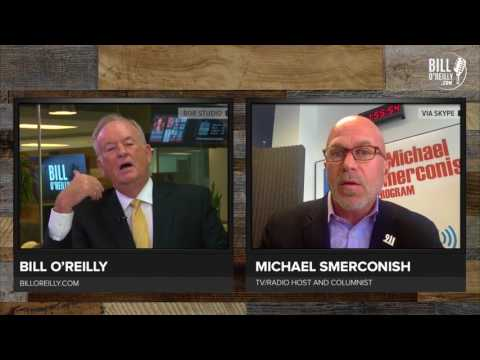 Bill O'Reilly and Michael Smerconish Discuss North Korea, CNN Bias