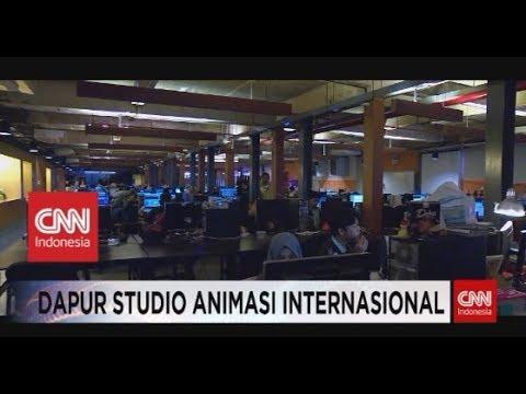 Dapur Studio Animasi Internasional Ada di Batam