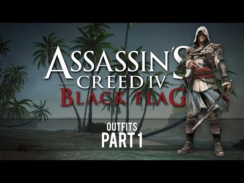 Assassin S Creed 4 Outfits How To Unlock Video Games Blogger