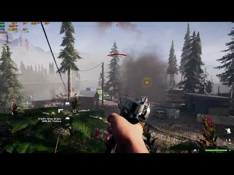 Far Cry 5 - 1440P Max Settings (RTX 3080) |