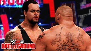 The Undertaker Returns 2015 - Battleground 2015 (WWE 2K15 Mods)