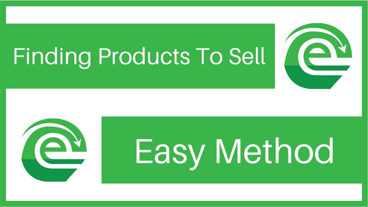 Finding products to sell on shopify easy strategy youtube for Easy to make and sell products