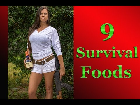 Survival foods  9 foods that will last forever