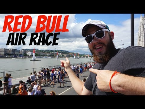 RED BULL AIR RACE WEEKEND | Budapest