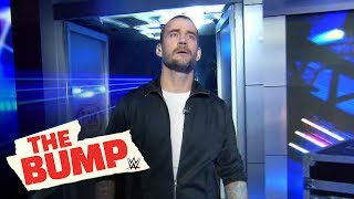 Superstars react to CM Punk on WWE Backstage: WWE's The Bump, Nov. 13, 2019