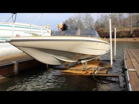 The Vision Dirk Diggler Boat