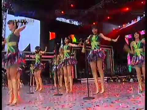 JKT48   Heavy Rotation @ Opening Euro RCTI 08 06 2012