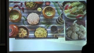 2012年12月2日、東京大田区の池上会館で行われたブータン講演会。 「大...