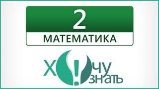 Видеоурок 2 по Математике Подготовка к ОГЭ (ГИА) 2012