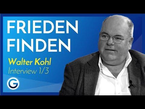 Wandel: Wie du Kraft aus deinem Schmerz schöpfen kannst // Walter Kohl Interview Teil 1