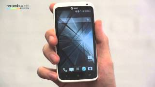 HTC One X running Sense 5