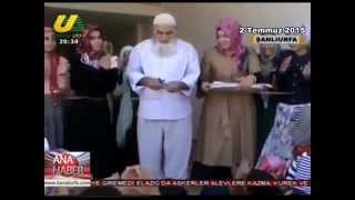Kur'an Aşıkları Derneği Eyyübiye şubesi açılışı Kanal Urfa haber