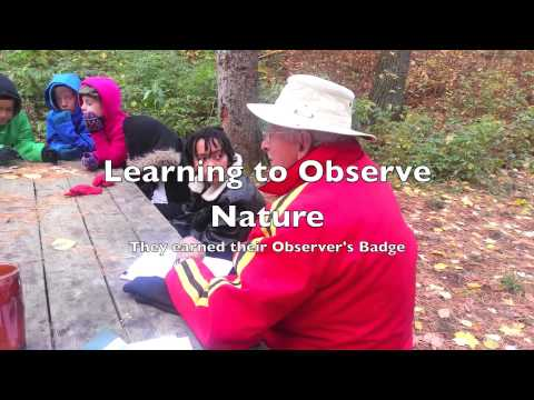 2012 Otter Lake - Cubs Observer Badge Work
