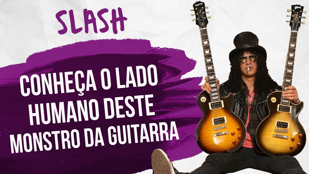 10 FATOS SOBRE O SLASH | Revista Cifras