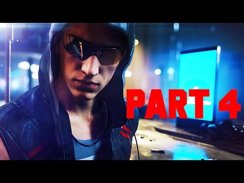 Mirror's Edge Catalyst Gameplay Walkthrough Part 4 - Secret Formula (PS4 Gameplay 1080p 60fps)
