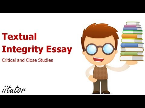 Discursive Essay Structure Structure Of The Textual Integrity Essay  Critical And Close Studies   English Personal Essay Samples For College also Essay On The Solar System  Structure Of The Textual Integrity Essay  Critical And Close  Essay On Climate Change And Global Warming
