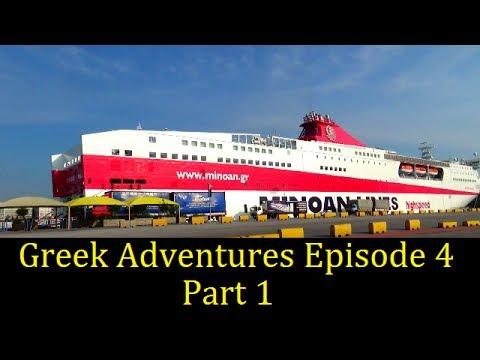 Greek Adventures :Goodbye Athens, Hello Crete! (Day 4)