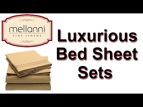 mellanni-lavender-bed-sheets-|-bed-sheet-sets-queen---soft-and-high-quality